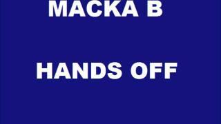 Macka B - Hands Off