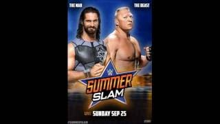 "IWF ""Summerslam"" 2016 Official Theme Song - ""My House"" by Flo Rida."