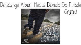 Descarga El Album HASTA DONDE SE PUEDA de SANTA GRIFA GRATIS