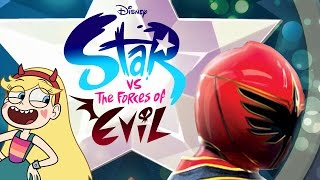 Star vs the Forces of Evil Opening | Power Rangers Mystic Force