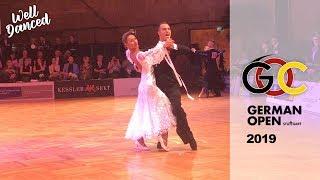 German Open Championships 2019 | WDSF Open Under 21 | Standard - Final