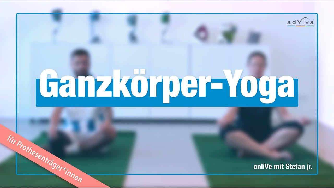 Workout für Prothesenträger*innen - Yoga