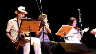 Homenagem à Pixinguinha 2009 Grupo Chorombe