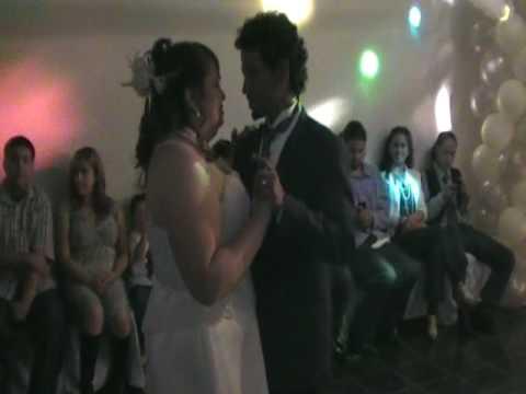 gran baile  del matrimonio aguilera aniversario