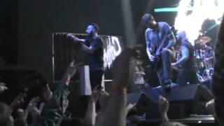 Caliban -- Memorial live in NN, 22 02 2014