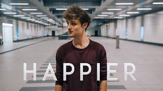 Happier - Ed Sheeran (cover) Chris Brenner