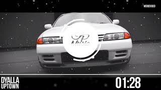 dyalla - Uptown /-\ JP Performance - Schwierige Entscheidung | Nissan R32 GTR Felgen und Folie