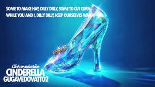 Cinderella 2015 Soundtrack ● Song 'Lavender's Blue' Dilly Dilly Lyrics