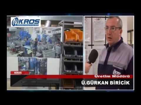 KROS,12K Model Fark Yaratan Firma Ödülü Sahibi - 2013