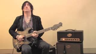 """Richard Fortus (Guns & Roses): """"Rock Ballad Loop"""" using Ditto Looper"""