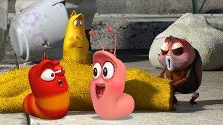 LARVA - A HELPING HAND | Cartoon Movie | Cartoons For Children | Larva Cartoon | LARVA Official