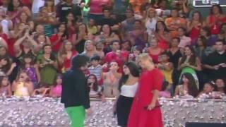 Banda Hori no TV Xuxa - Fiuk Canta P/Irmã Atriz Cleo Pires ( IMPERDIVEL E ENCANTADOR )*****