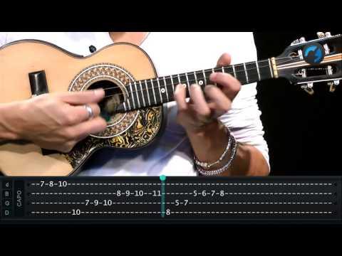 Tom Jobim - Garota De Ipanema (solo)