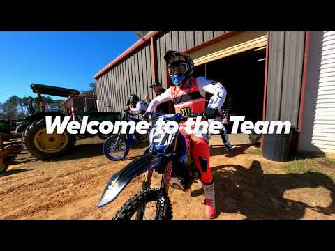 Welcome to the team: Malcolm Stewart
