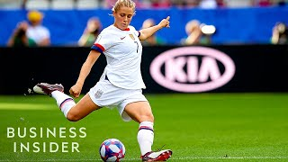 Why The US Women's Team Is Great At Soccer