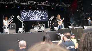 Entombed A.D-Eye For An Eye-Live@ Bloodstock-2014