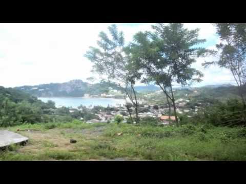 Nicaragua Real Estate — Homesite with view of San Juan del Sur