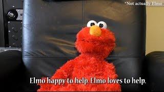 Elmo Gets Fired PARODY