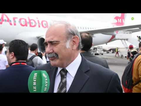 Video : Air Arabia : Lancement de la ligne Casablanca-Prague
