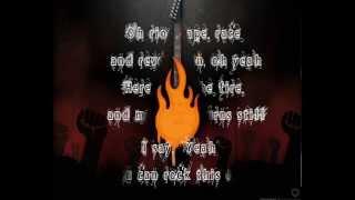 Billy Idol +  Shock To The System +  Lyrics/HQ