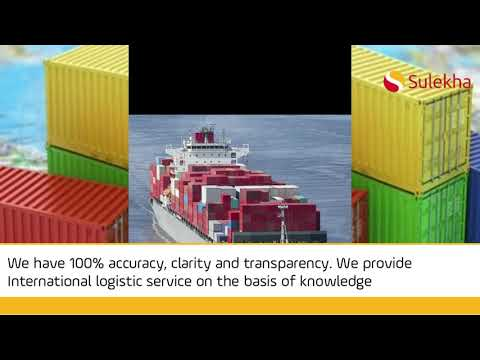 Shipping Companies in Pune, Cargo Services in Pune, Agents