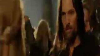 Aragorn and Arwen - Over You