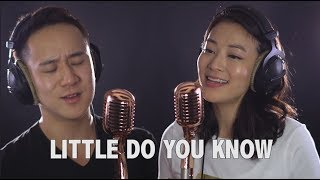 Little Do You Know - Alex & Sierra (Jason Chen x Arden Cho Cover)