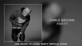 Chris Brown   Party ft  Usher & Gucci Mane Audio