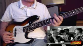 Fine Young Cannibals - Good Thing - Bass Lesson - Cover