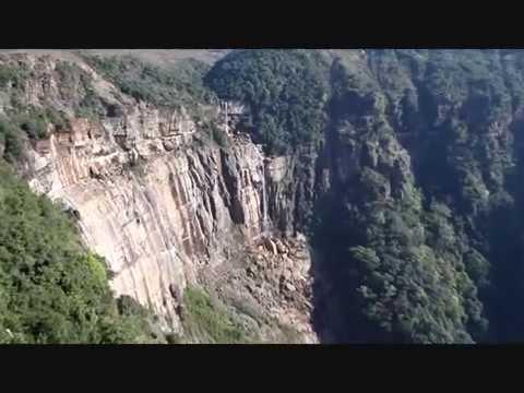 Wakaba Falls, Cherrapunji District, Meghalaya, North East India