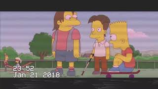 Lil Peep - Save That Shit (the Simpsons)