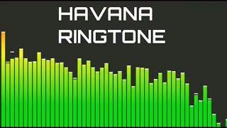 Havana Ringtone Marimba Remix
