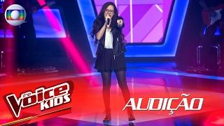 "Marcella Bártholo canta ""I Put a Spell On You"" na Audição – The Voice Kids Brasil | 2ª Temporada"