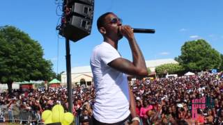 "Young Dolph ""Play Wit Yo Bitch"" (Yo Gotti Diss) live [ Shot by Flyleeto ]"