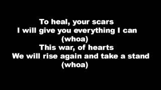Black veil brides nobodys hero lyrics