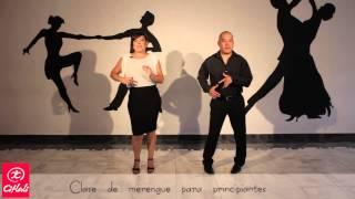 Merengue en Escuela de Baile Citlali