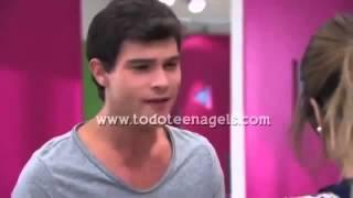 Violetta 2 - Vilu e Diego cantano -Yo soy así-