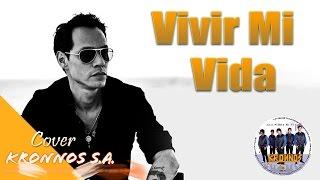 """""""Vivir Mi Vida"""" Marc Anthony cover Jovanny Castillo"""