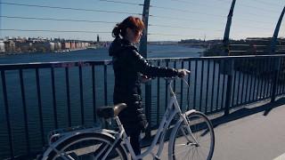 Bezpieczeństwo na rowerze? Pamiętaj o kasku!