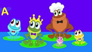 O Sapo Nao Lava o P   Desenho Infantil com Os Amiguinhos