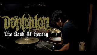 Daarchlea - The Book Of Heresy - Drum Cover by DiGgFreaK