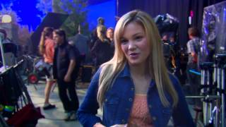 Olivia Holt - Behind the Scenes - Girl vs. Monster - Disney Channel Official