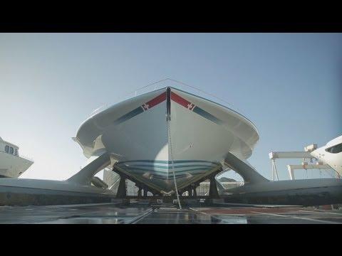 Güneş enerjisi ile çalışan araştırma gemisi: Planetsolar