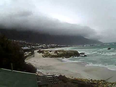 Timelapse Video – Glen Beach & Camps Bay – 22/06/2011
