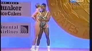 National Aerobic Championship USA 1995 Mixed Pair