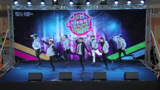 170527 Get7 cover Got7 - Never Ever @ JK Street Cover Dance 2017