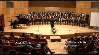 AMiCUS Timisoara / Arad - Ce mult Isus ne-a iubit