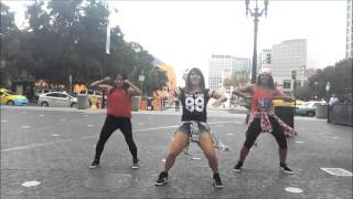 Toma Que Toma Angeles Azules Zumba