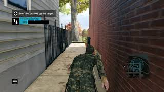 Watch Dogs - Online hacking: One second later and I'm sure I would've been scanned! (PC/1080p/60fps)