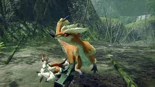 Capcom Shares Six Short Clips Of Switch-Exclusive Monster Hunter Rise